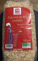 Flocons de riz toastés - Produit - fr