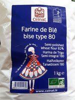 Farine De Ble T80 - Produit