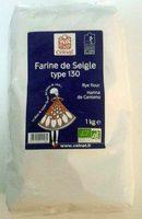 Farine de Seigle type 130 - Produit - fr