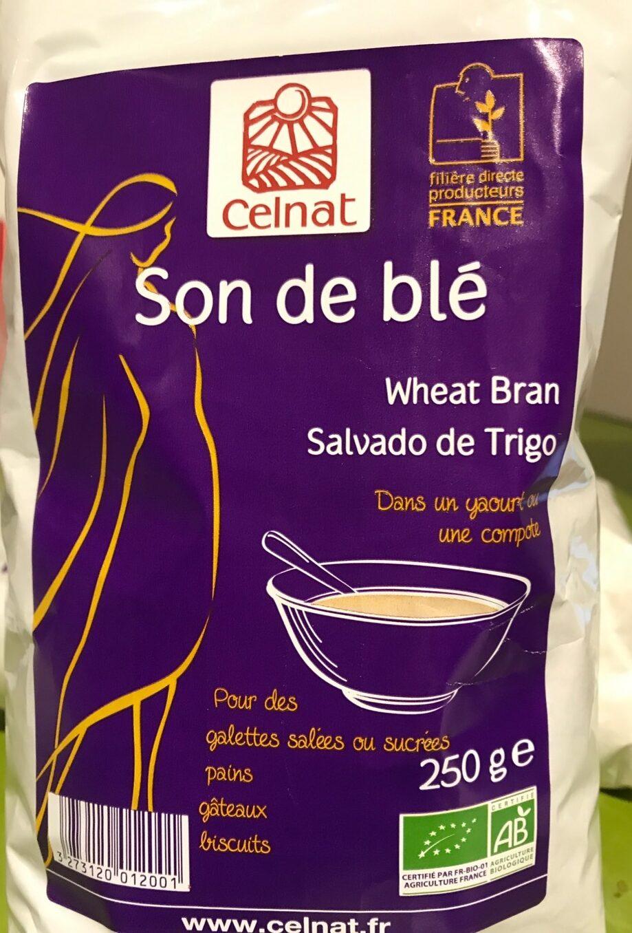 Son de blé - Produit - fr