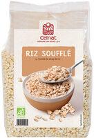 Riz soufflé enrobés de sirop de riz - Produit - fr