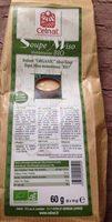 Soupe miso instantanée bio - Product - fr