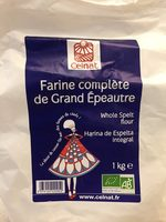 Farine Grand Epeautre Complete - Product