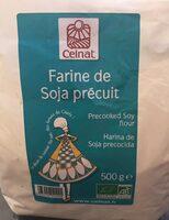 Farine De Soja Precuit - Product - fr