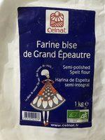 Farine bise de grand épeautre - Product