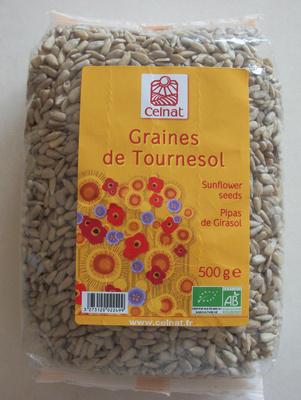 Graines de Tournesol - Produit