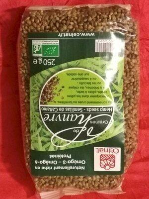 Graines de chanvre - Prodotto - fr
