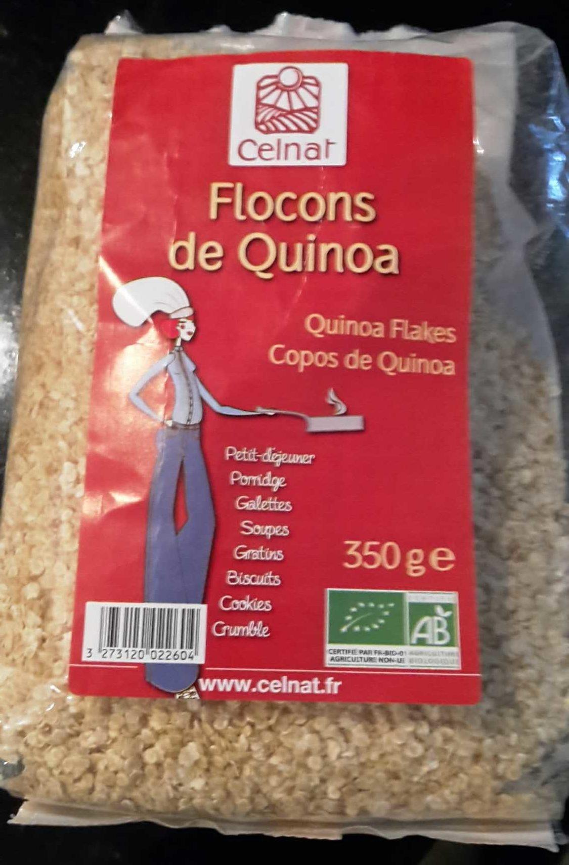 Flocons de Quinoa - Product