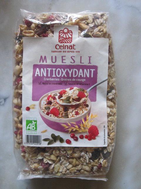 Muesli Antioxydant - Product