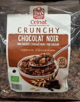 Crunchy chocolat noir - Product - fr