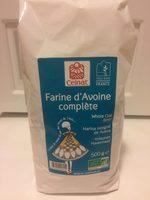 Farine d'Avoine complète - Producto