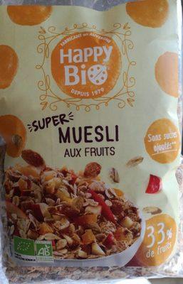 Super Muesli aux fruits - Produit - fr