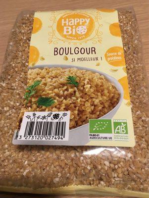 Boulgour si moelleux - Produit - fr