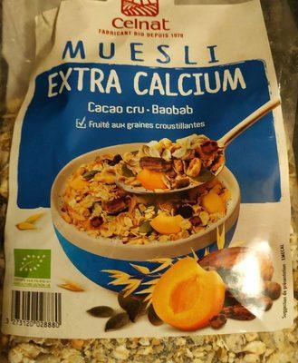 Muesli Extra Calcium - Product