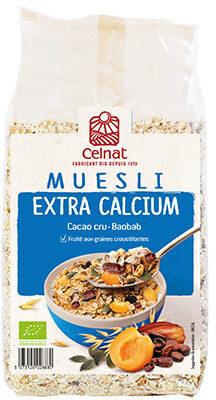 Muesli Extra Calcium - Produit - fr