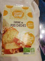 Farine pois chiches - Produit