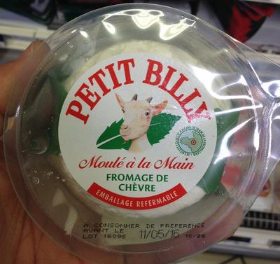 Fromage frais au lait pasteurisé de chèvre - Produkt