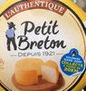 300G Petit Breton 40% MG Triballat - Produit