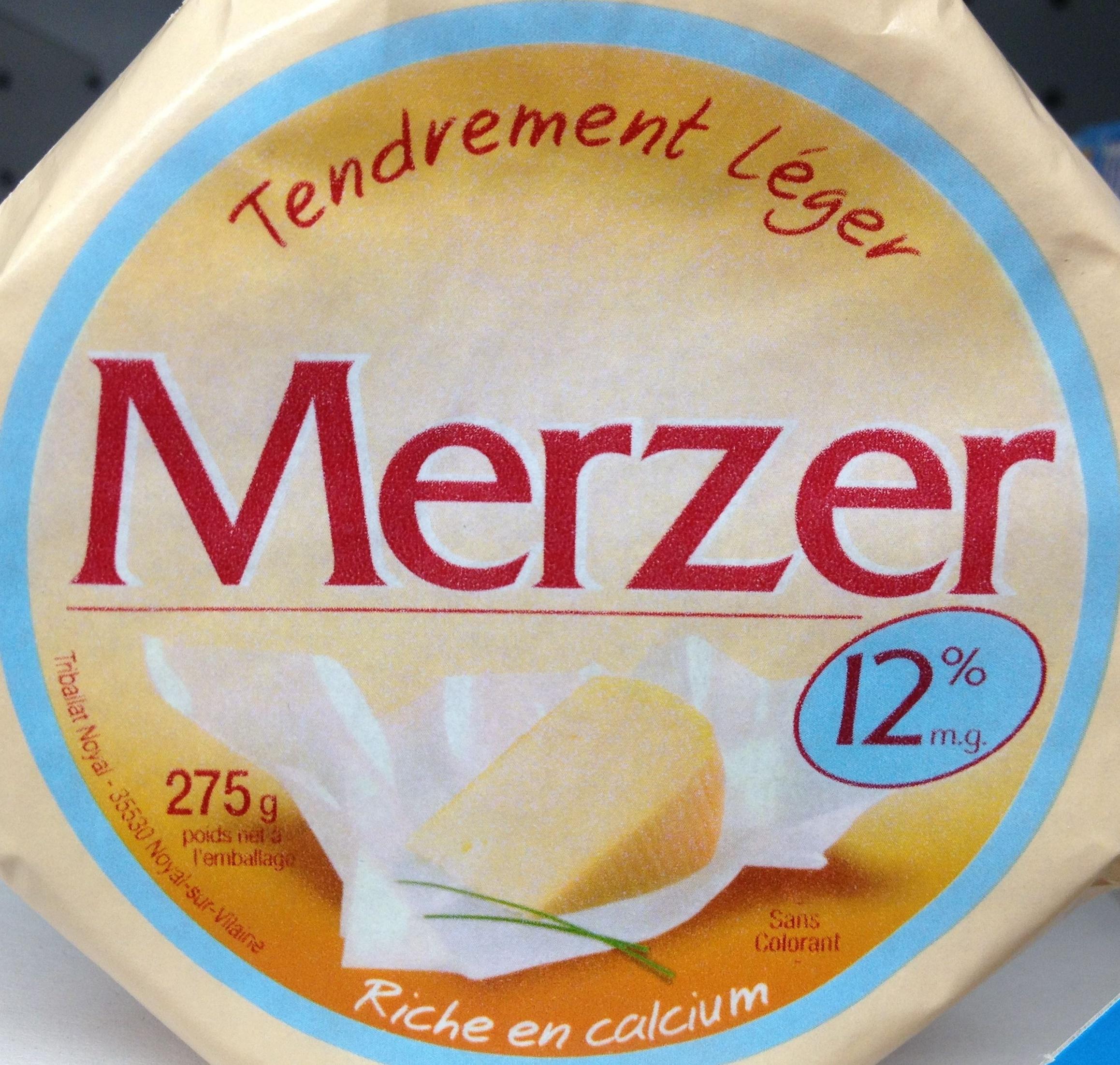 Merzer (12% MG) - Produit - fr