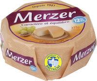 Fromage à pâte pressée non cuite allégé - Product - fr