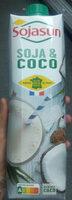 Soja et coco - Produit
