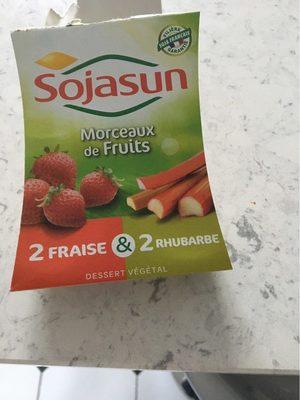 Morceaux de fruits - Produit - fr