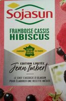 Framboise-cassis-hibiscus - Product
