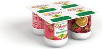 Fruits mixés (Framboise Passion) - Product - en
