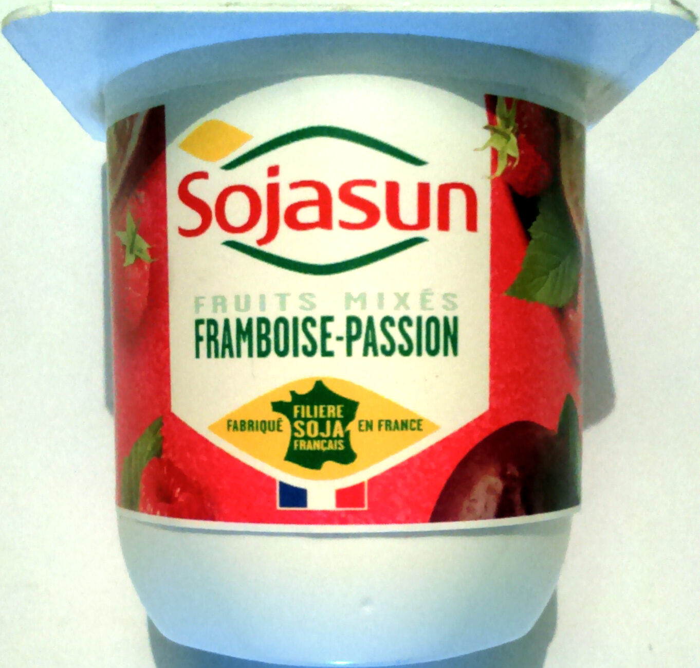 Fruits mixés (Framboise Passion) - Product - fr
