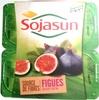 Dessert végétal, Figues (4 Pots) - Produit