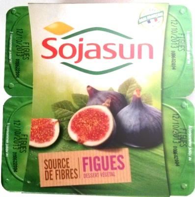 Dessert végétal, Figues (4 Pots) - Product
