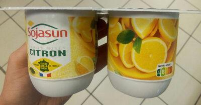 Sojasun citron - Produit - fr
