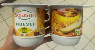 Dessert végétal, Muesli & Fruits - Product - fr