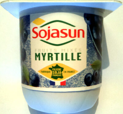 Dessert Myrtilles - Product