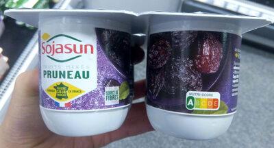 Dessert végétal, Pruneaux (4 Pots) - Produit