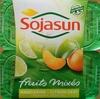 Dessert végétal, Fruits mixés (Mandarine-Citron Vert) - Product