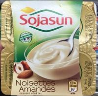 Dessert vegetal noisettes amande - Product