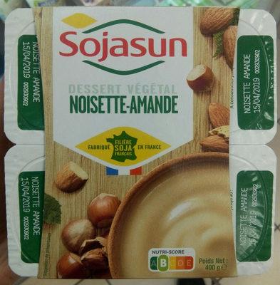 Dessert vegetal noisettes amande - Product - fr