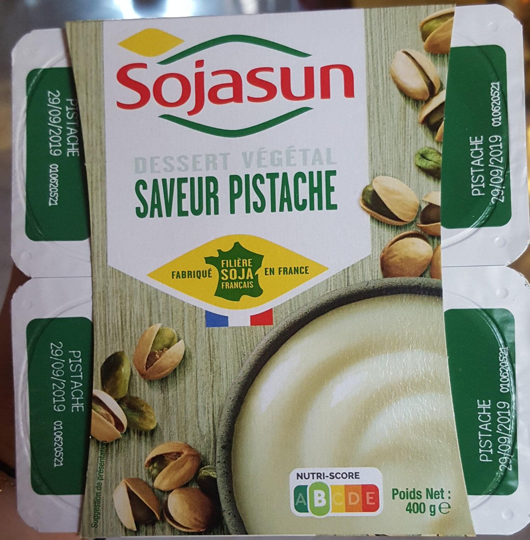 Dessert Végétal Saveur Pistache - Product