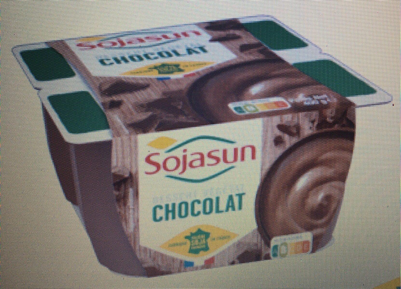 Dessert végétal chocolat - Product - fr