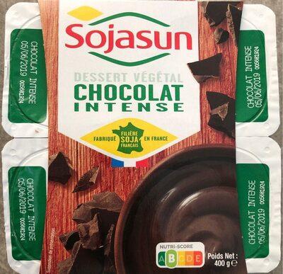 Dessert végétal chocolat intense - Produit - fr