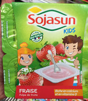 Kids - Fraise - Pulpe de Fruits - Produit - fr