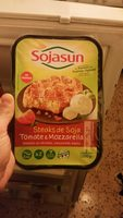 Steak de Soja Tomate Mozzarella - Produit - fr