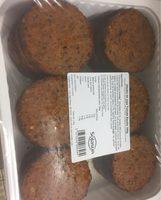 Steaks de Soja Tomate / Basilic - Produit