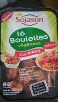 Boulettes végétales à la tomate - Product - fr