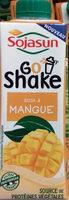 Go Shake Soja & Mangue - Producto