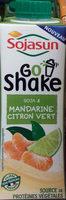 Go Shake Soja & Mandarine Citron Vert - Producto