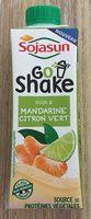 Go Shake Soja & Mandarine Citron Vert - Producte