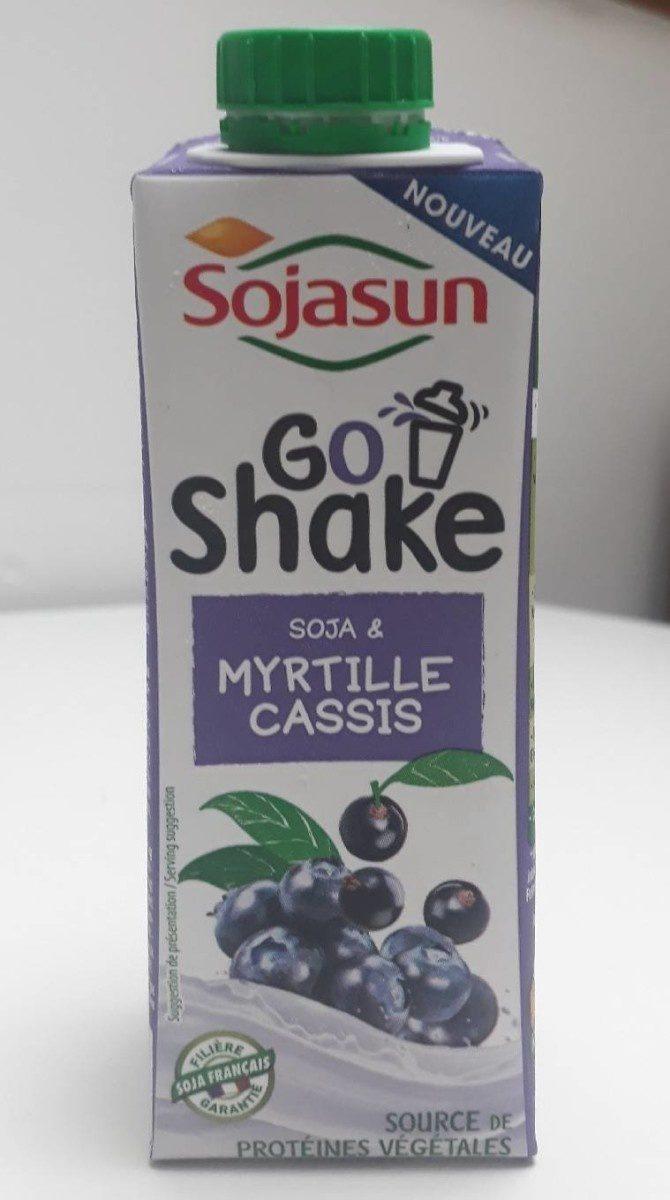 Go Shake Soja & Myrtille Cassis - Producte