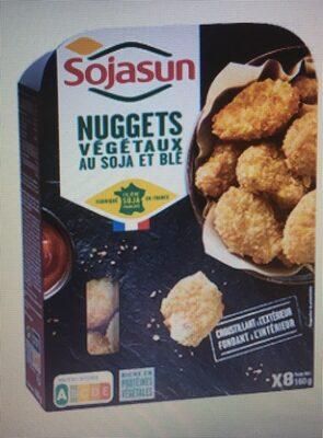 Nuggets croustillants Soja et Blé - Product
